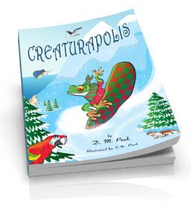 Creaturapolis Paperback Cover